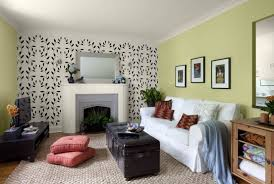 Painting Accent Walls In Living Room Accent Wall Ideas To Make Your Interior More Striking Living Room