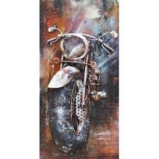 motorbike wall art on motorbike metal wall art uk with motorbike wall art wayfair uk