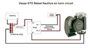 stebel nautilus compact air horn wiring Car Air Horn Wiring Diagram Air Horn Installation Diagram
