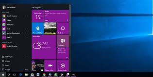 Microsoft Menu Microsoft Refines The Start Menu In Windows 10 Build 14366