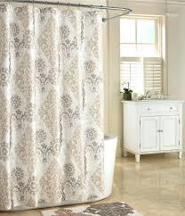 high end shower curtain bathroom ideas