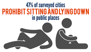 Image result for 15 Most Inhumane Ways That Cities Try To Fight Homeless People From Sleeping In Public Places