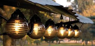 ideas for outdoor lighting. Beautify Your Outdoor Space With These Patio Lighting Ideas : Design For O