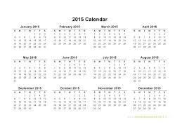 Printable Monthly Calendar Templates 2015 Word Printable Calendar Free Templates 2015
