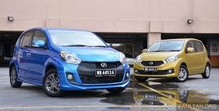perodua new release carGST All Perodua models now cheaper  full price list