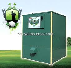 Golf Ball Vending Machine Best Golf Ball Vending Machine HLQGBGW Purchasing Souring Agent