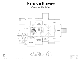 house plans first draft