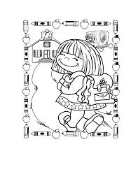 Small Picture Welcome To First Grade Coloring SheetToPrintable Coloring Pages