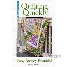 Easy Breezy Beautiful Pattern - Fons & Porter — Missouri Star ... & Easy Breezy Beautiful Pattern Adamdwight.com