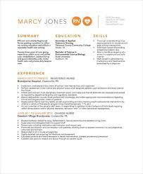 Resume Nurse 11 Nurse Resume Templates Pdf Doc Free Premium Templates