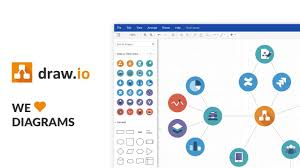 Draw Io Org Chart Template Draw Io Reviews And Pricing 2019