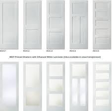 4 panel white interior doors. Stunning White Interior Doors With Glass Panel 15 Contemporary 4