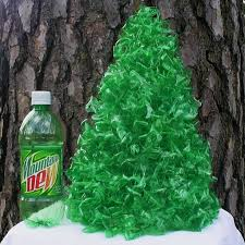 Christmas Decorations Made Out Of Plastic Bottles Christmas Tree Designs Using Indigenous Materials Holliday 54