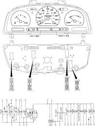 d21 hardbody where can i find an instrument cluster wiring Instrument Panel Wiring Diagram Instrument Panel Wiring Diagram #86 ford windstar instrument panel wiring diagram