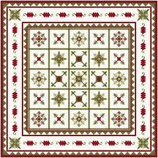 Red and Green Quilts 9 and 10 | Virtual Quilter & This ... Adamdwight.com