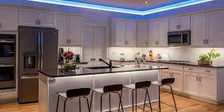 ambient room lighting. Rocky Smart Home Ambient Room Lighting