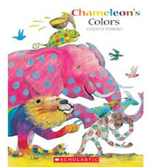 Image result for chameleon's colors
