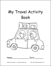 Small Picture 75 best Travel Activity Books for Kids images on Pinterest DIY