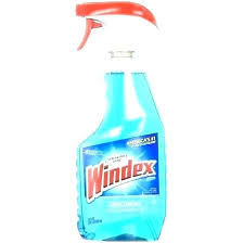 msds for windex window cleaner glass
