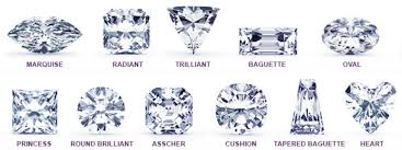 What Are The Most Common Diamond Shapes