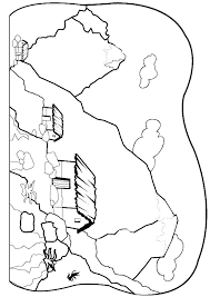 mountain lion coloring page pages sheets