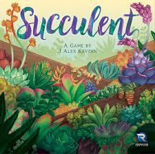 <b>Succulent</b> | Board Game | BoardGameGeek