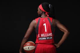 Elizabeth Williams of the Atlanta Dream Continues to Embrace ...
