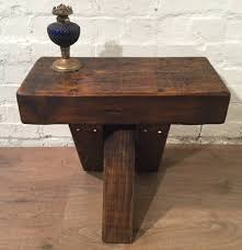 february only 1 english reclaimed 1800s solid pine beam bulldog coffee table book il full
