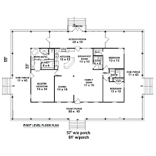 house plans with front porch one story one story house plan with front porch beautiful best