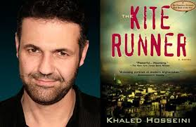 kite runner about the author