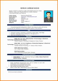 Resume Template For Microsoft Word Tjfs Journal Org