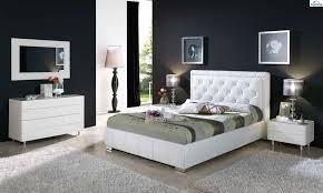 black and white modern furniture. Black Modern Bedroom Furniture Sets And White