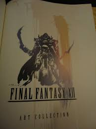 Final Fantasy XII Art Collection