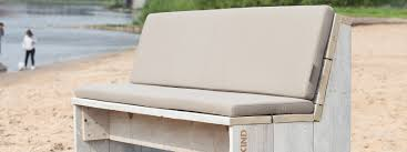 3er Sitzbank Mit Rückenlehne Wittekind Terrassenmöbel