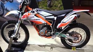 2016 ktm freeride 350 walkaround 2015 salon de la moto paris