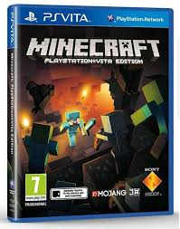 Minecraft Sony Ps Vita New Factory Sealed Minecraft