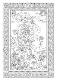 Coloriage Coloriage Celtique Pinterest Coloriage Anti Stress