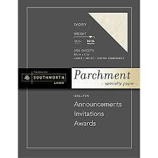 Southworth Parchment Specialty Paper 32 Lb