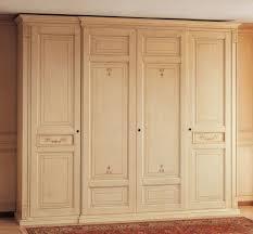 Wardrobe White Closet With Sliding Doors Small Mirror White Lowes ...