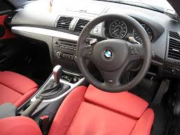 BMW 5 Series bmw 5 series red interior : Bmw 135i Red Interior - image #53