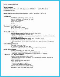 nurses resume format samples download icu registered nurse resume sample as image file business