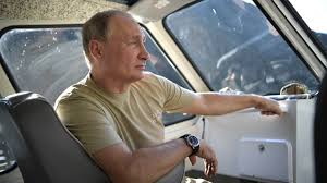 Slide Tv Show Putin Gets Love From New State Tv Show As Poll Ratings Slide