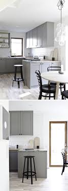 12 Examples Of Sophisticated Gray Kitchen Cabinets