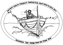 Vessel type four person lifeboat