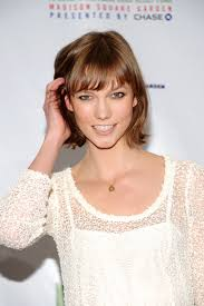 The Karlie Or Chop Is The Haircut Of The Moment Karlie Kloss
