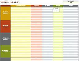 Task Tracker Spreadsheet Wedding Guest List Spreadsheet Project Excel Daily Task Tracker