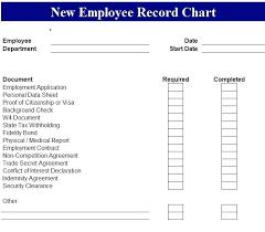 Employee Orientation Checklist Template