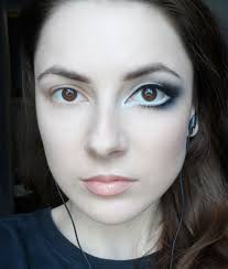 anime eyes makeup before after. Eye Enlarging Makeup Tutorial Step By In Anime Eyes Before After