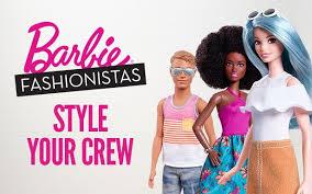 barbie fashionistas style your crew