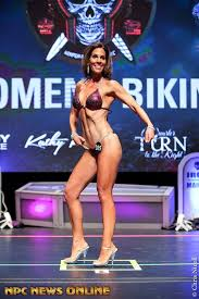 Jocelyn Sims Bikini- Masters 35+ 2nd place - Promoting Women In  Bodybuilding Fitness and MMA | Facebook